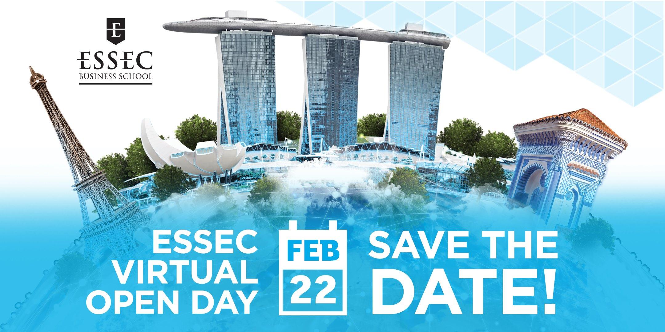 ESSEC Virtual Open Day