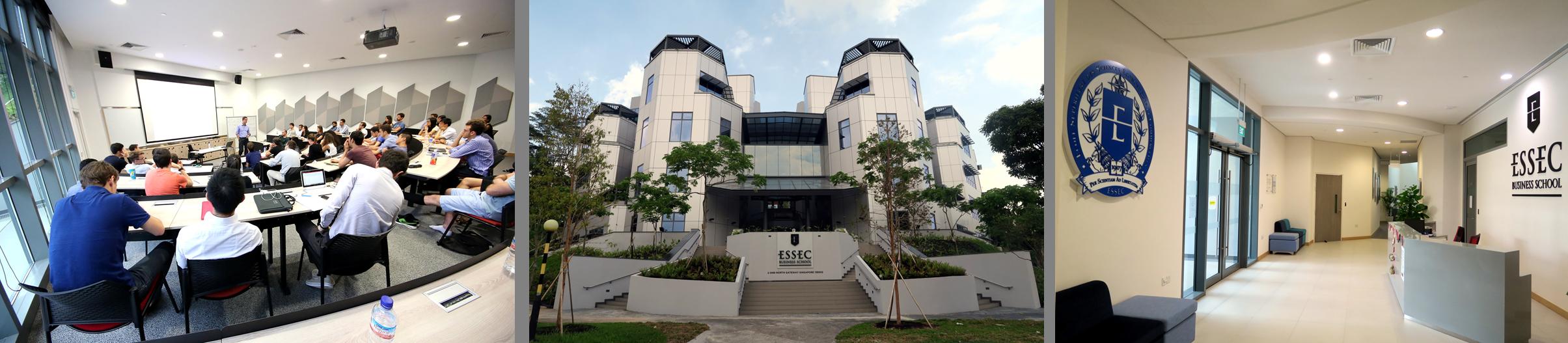 ESSEC Asia-Pacific Campus