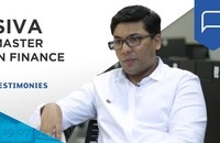 Siva, Master in Finance graduate, shares his experience at ESSEC Asia-Pacific | ESSEC Testimonies
