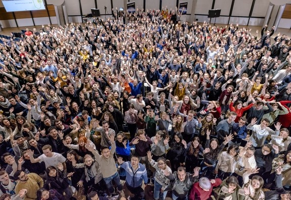 iMagination Week makes 950 students reflect on the world of tomorrow