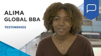 Meet Alima Cisse, ESSEC Global BBA student from Senegal