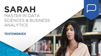 Sarah Bourial - A journey from Economics to Data Science & Business Analytics