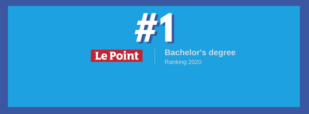 Classement Le Point 2020 : L'ESSEC Global BBA reste 1er
