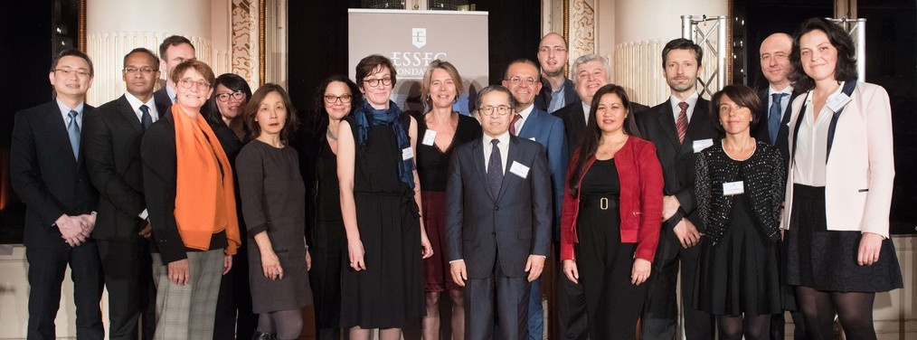 La Fondation ESSEC récompense l'excellence académique du corps professoral