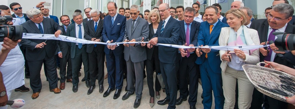 ESSEC Business School inaugurates its ESSEC Africa-Atlantic campus