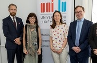 ESSEC signs a new partnership with University of Luxembourg