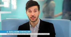MSc in Data Sciences & Business Analytics - with CentraleSupélec