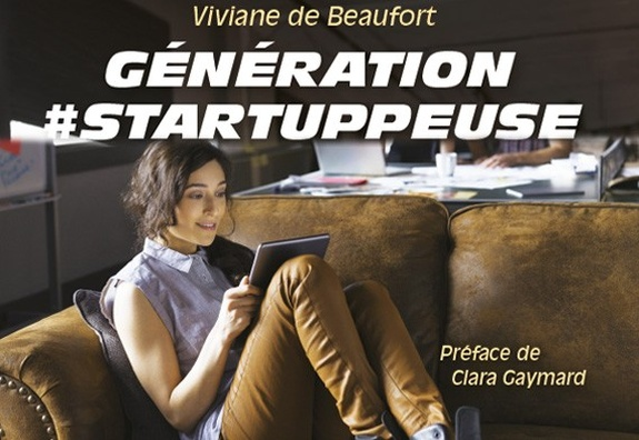 Viviane de Beaufort encourages women to become entrepreneurs