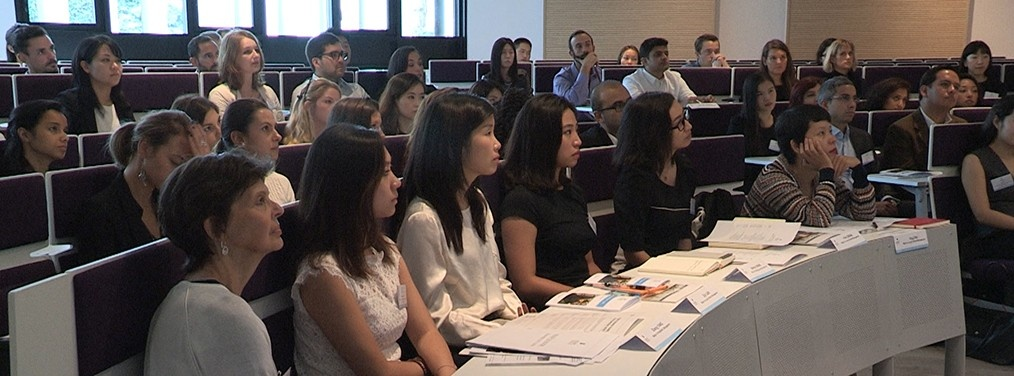 Start of the school year for the students of the new ESSEC Global MBA