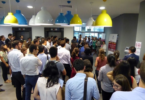 Get-Together Events organized by Career Services at ESSEC Asia