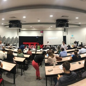 "ESSEC Asia Pacific hosts its first edition of TEDxESSECAsiaPacific, ""Step In!"""
