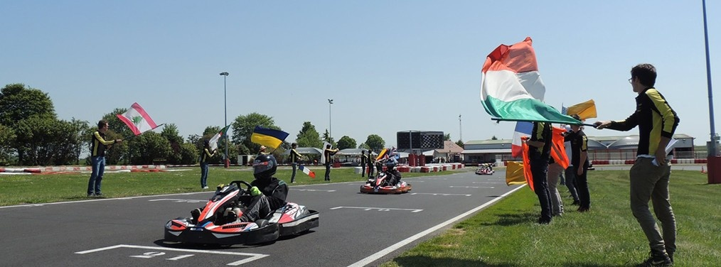 Les 24H Karting ESSEC 2018 en images