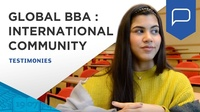My First Year at ESSEC Global BBA - The International Community | ESSEC Testimonies