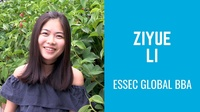 Ziyue, graduate from Raffles Institution Singapore
