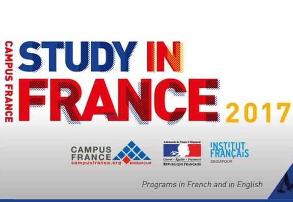 Study in France Education Fair in Singapore
