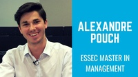 Alexandre, studying in Singapore