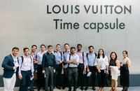 A Visit to Louis Vuitton's Time Capsule Exhibition in Singapore