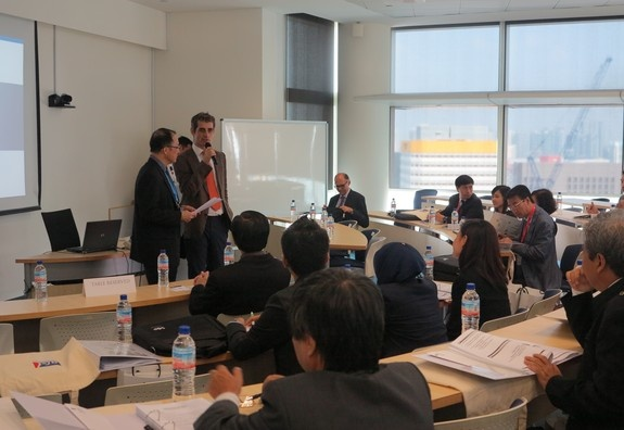 The Singapore-France Joint Seminar on Integrated Urban Development at ESSEC Asia-Pacific