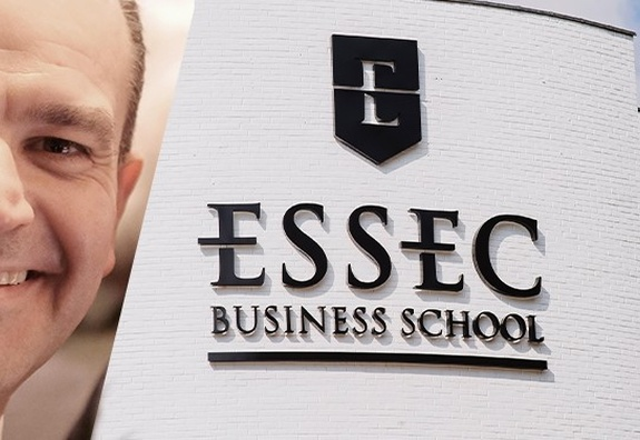 Vincenzo Esposito Vinzi has been appointed the new Dean and President of ESSEC Business School