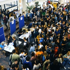 ESSEC welcomes its students for this new academic year!
