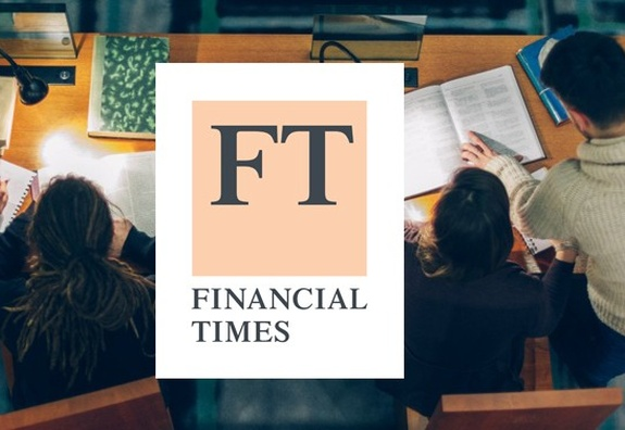 financial times mba ranking 2017