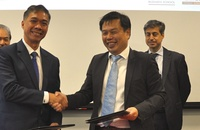 ESSEC and Singapore's Supply Chain and Logistics Academy announce MoU to improve logistics capabilities of local SMEs