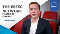Ivan & Florian, ESSEC's powerful network and ties with financial institutions