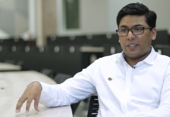 Siva, Master in Finance graduate, shares his experience at ESSEC Asia-Pacific