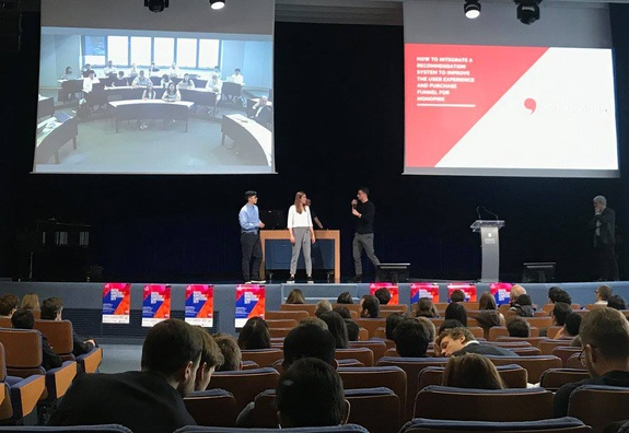 Digital Workshop Competition ESSEC 2019 : Masters students from the Cergy and Singapore campuses work as Digital Consulting Agencies