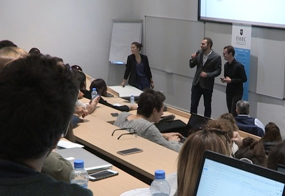 ESSEC Africa campus : Initiatives and Creativity Day