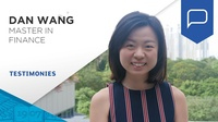 Dan Wang, International experience at ESSEC Asia-Pacific Campus