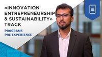 Innovation, Entrepreneurship & Sustainability