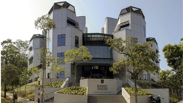 Global MBA - MBA - ESSEC Business School